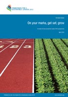 On your marks, get set, grow